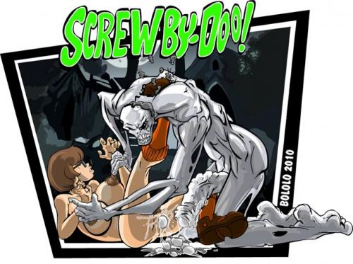 free scooby doo porn videos